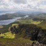 Schotland wandelen