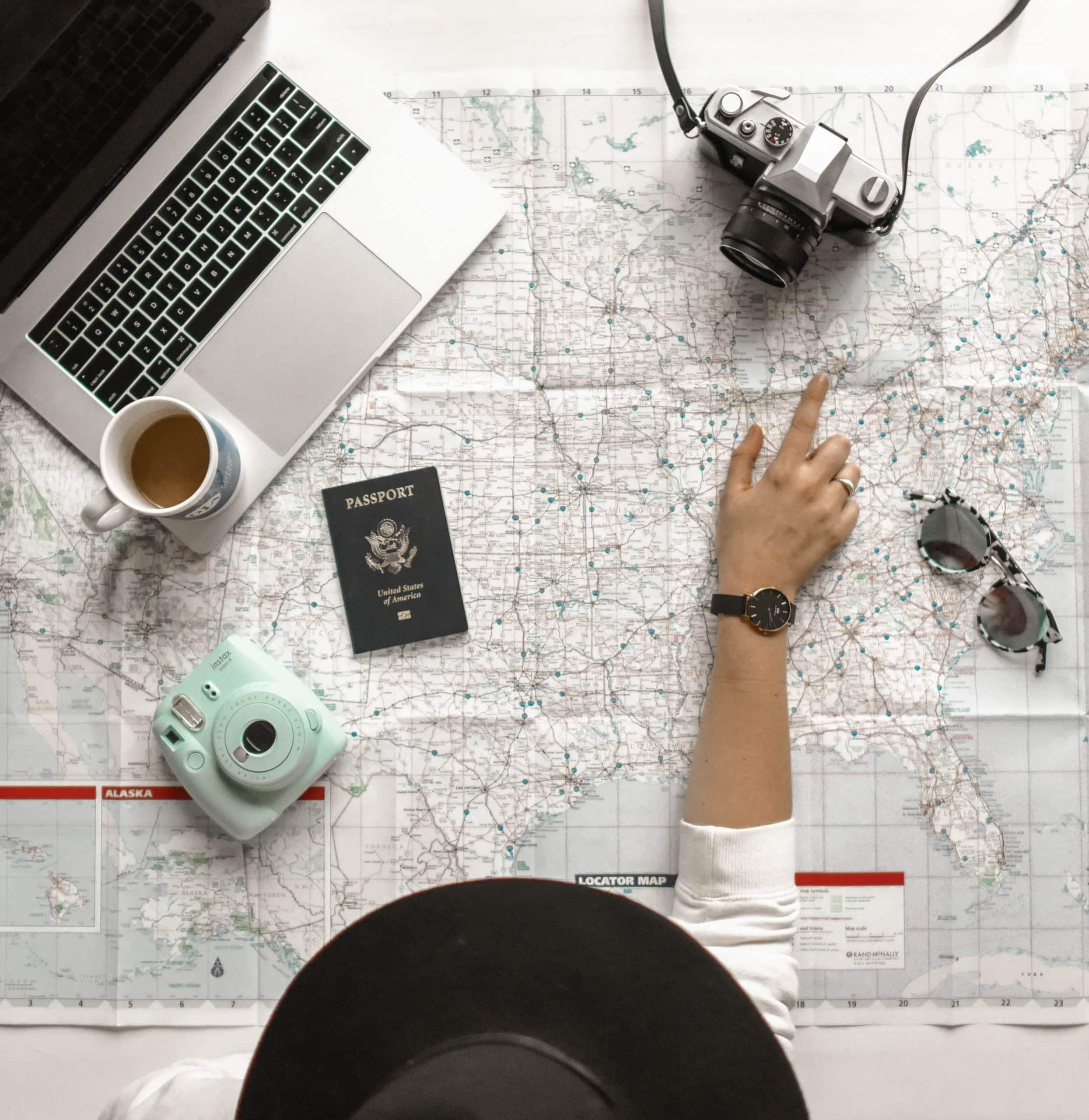 De 1e Digital Nomad cursus van Suzanne van Duijn