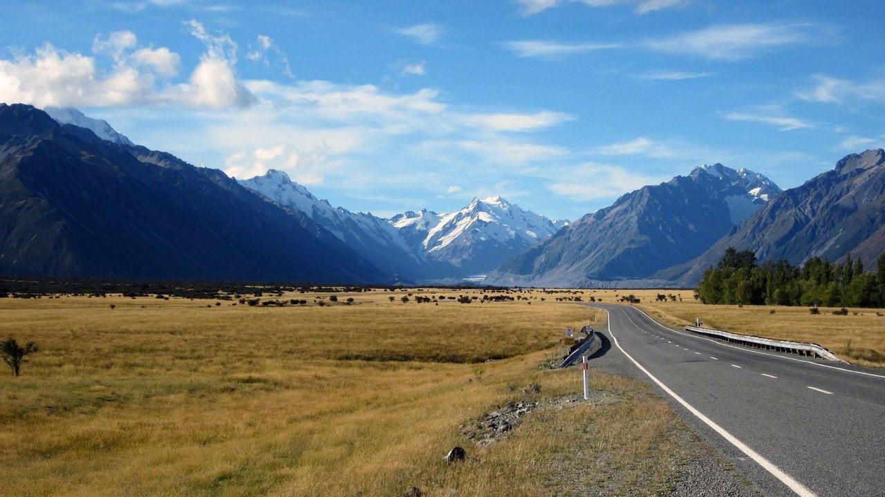 Hiken in Nieuw-Zeeland: 4 wandelroutes