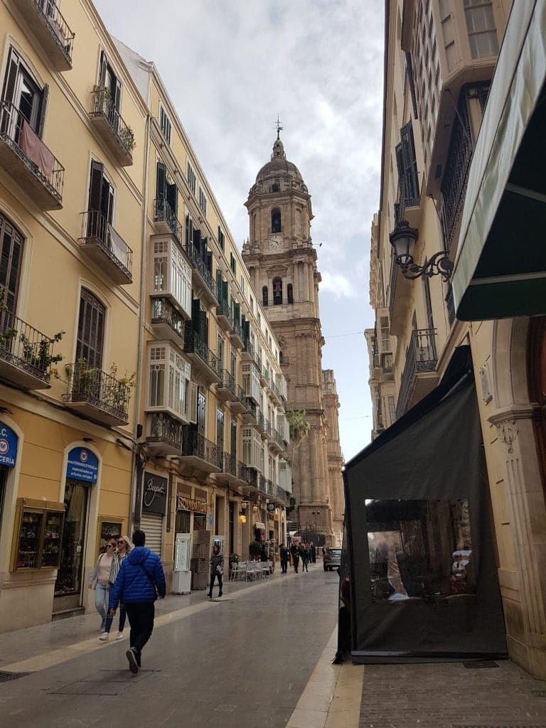 hiken in Malaga