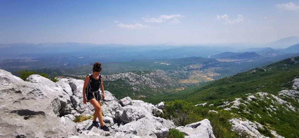 hiken in Split