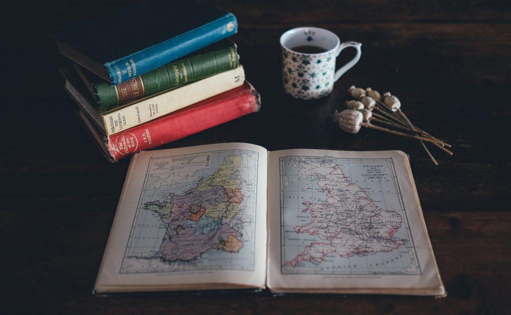 reisboeken reizen lezen