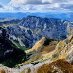 HIken in Durmitor National Park Planinica