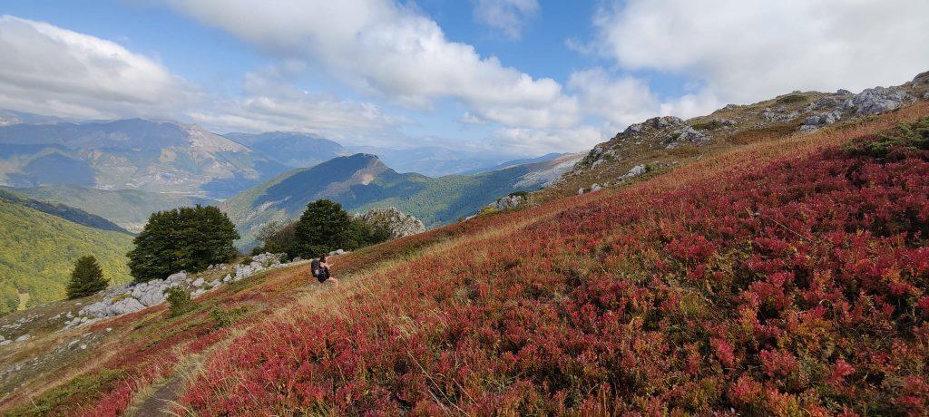 Montenegro wandelen hiken