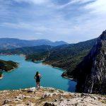 Wandelen naar Lake Bovilla