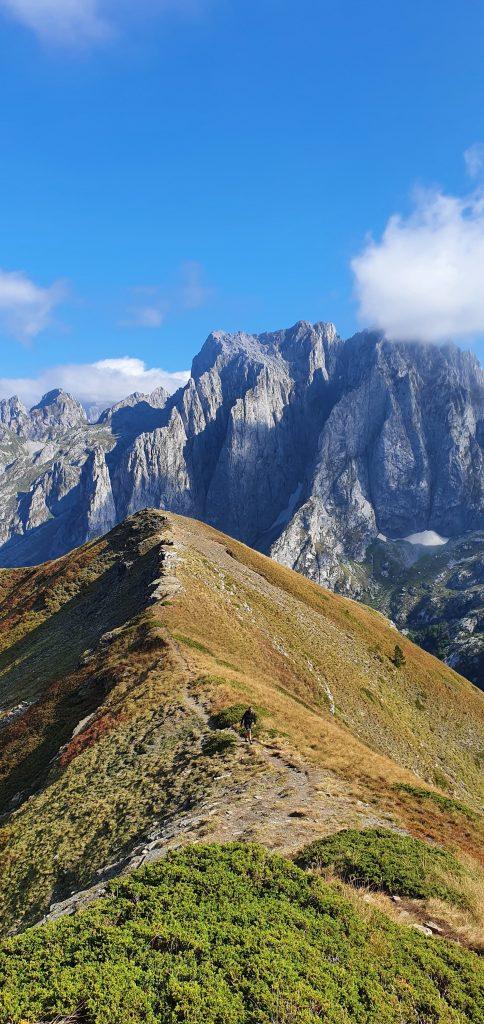 Valusnica wandelen Montenegro