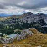 Wandelen hiken in Montenegro